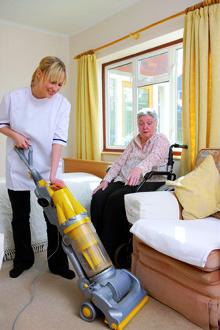 Wanda ihre helfende Hand - Haushaltshilfe und Reinigung